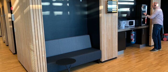 Lej kontor i Nupark Holstebro